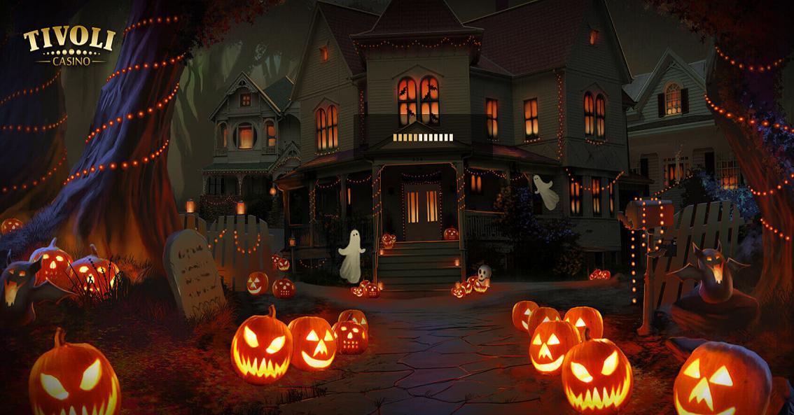 Sådan gør du din Halloween ekstra (u)hyggelig